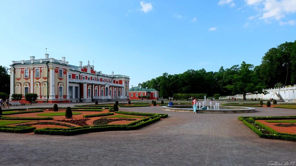 Kadriorg Palace, Tallinn, Eesti