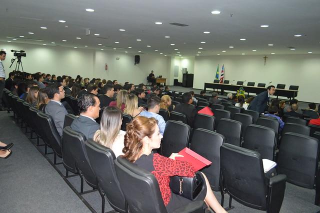 Encerrado o Curso de Formação para Ingresso na Carreira da Magistratura, realizado pela Escola Superior da Magistratura do Maranhão (ESMAM).