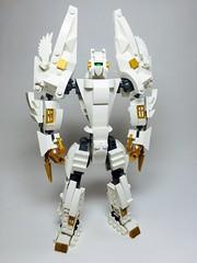 White Alpha