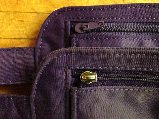 Big Skinny zipper change