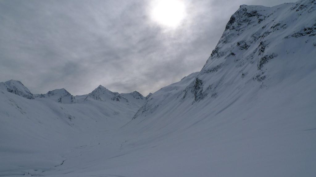 Langtalereckhütte Ötztaler Alpen / Alpi Venoste Österreich foto 02