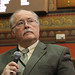 Rep. Tim LeGeyt speaking during legislative debate on the floor of the House of Representatives.