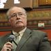 Rep. Tim LeGeyt speaking during legislative debate on the floor of the House of Representatives.