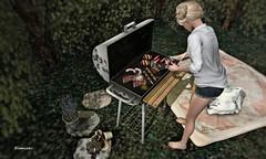 Elemiah - BBQ