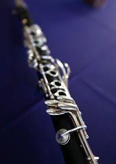 Selmer clarinet in F. Loree colors