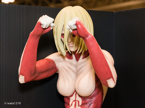 WF2015S[A-TOYS] The Female of titan (2)