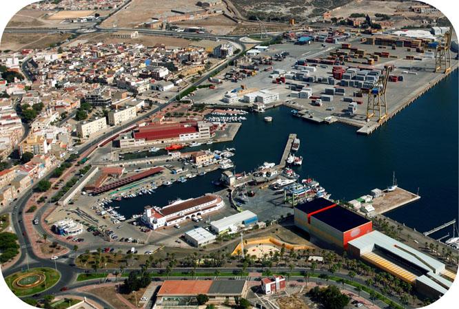 El puerto invertirá 800.000 euros en el barrio de Santa Lucía
