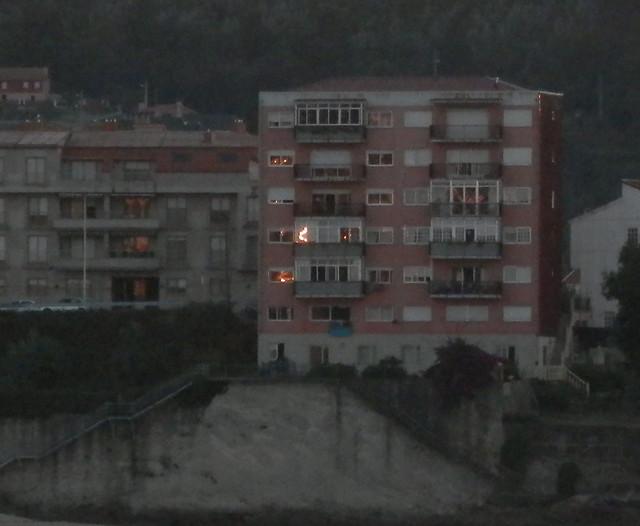 Vista de nuestra casa