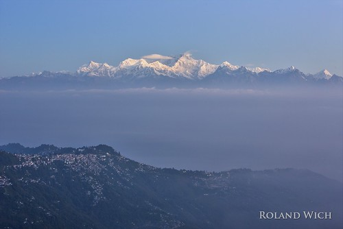 india inde indien mount kangchendzönga darjeeling tiger hill viewpoint point morning dawn