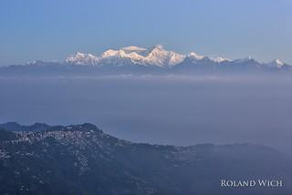 Darjeeling - Mount Kangchendzonga