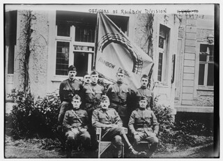 Officers of Rainbow Division (LOC)