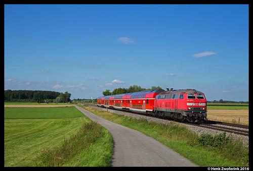 DB 218 497, Jengen 08-08-2016