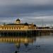 Varberg sea bathhouse by Hildingsson