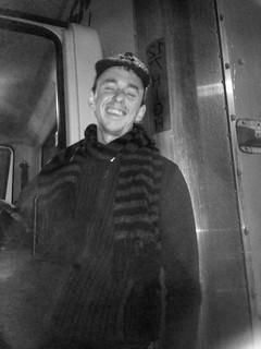 Shalin as trucker