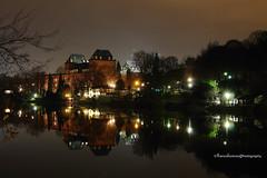 """Torino by night """"Murazzi Valentino"""