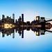 Manhattan diptych by chrisitch