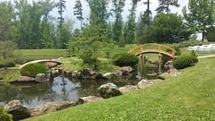 Japanese Garden Dawes Arboretum