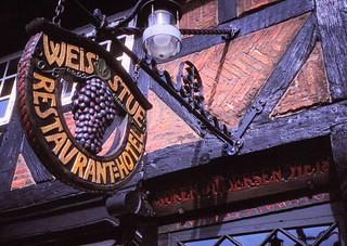 Denmark   -   Ribe   -   The oldest town in Denmark   -   17 April 1987