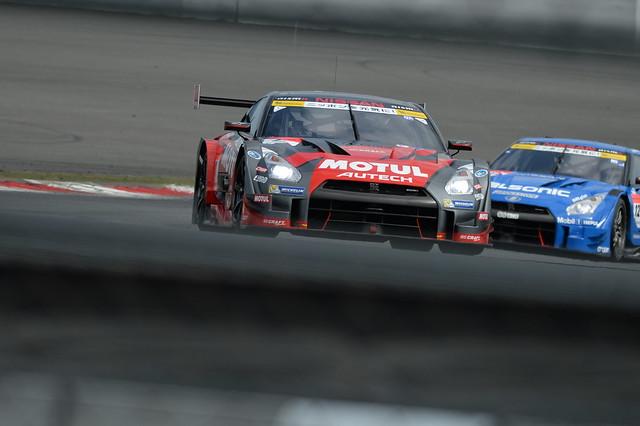 2015 SUPER GT Round 2, Fuji Speedway