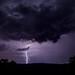 Thunderstorm in Colima, Mexico  |  Tormenta Electrica en Colima, México by Christian Villicaña (Fotografía)