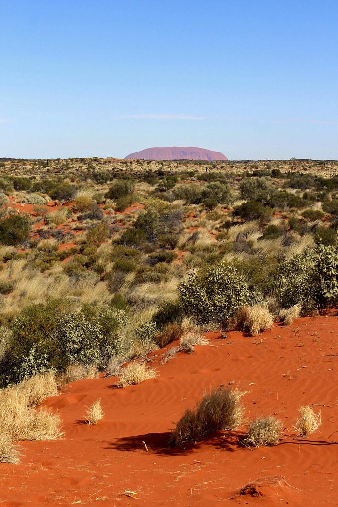 fantastiske landskaber i Australien