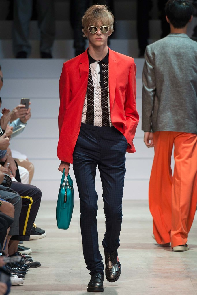 Dominik Sadoch3414_SS16 Paris Paul Smith(VOGUE)