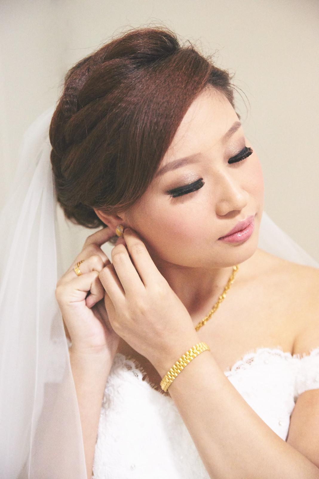 Wedding Singapore - Yue Chiau & Na Si