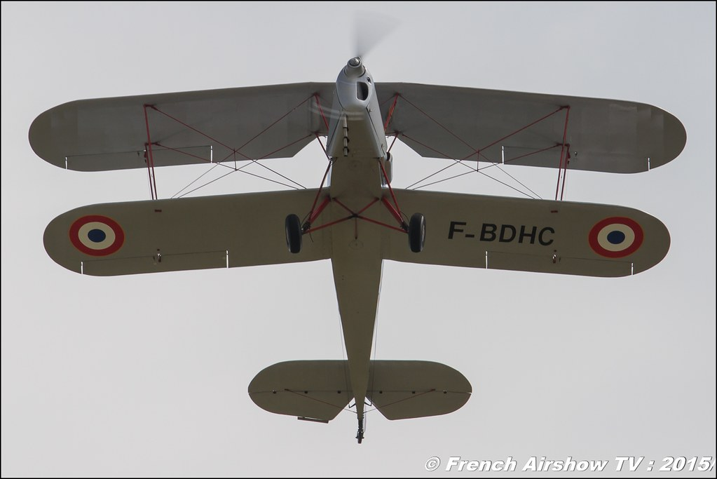 Stampe SV-4,F-BDHC,PONSOT François,Stampe SV-4A, BA-116 Luxeuil St Sauveur (LFSX), Meeting Aerien 2015