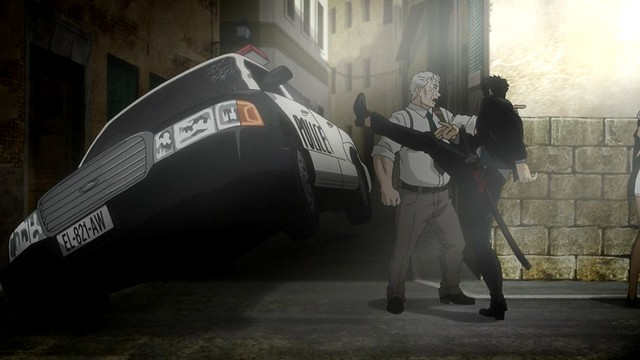 Gangsta ep 1 - image 35