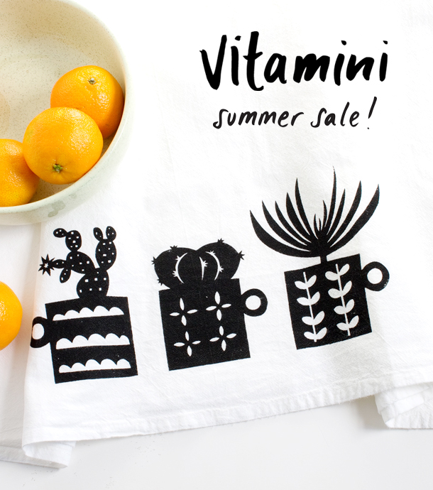 Vitamini Summer Sale