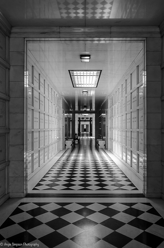 black and white floor  (1 of 1)
