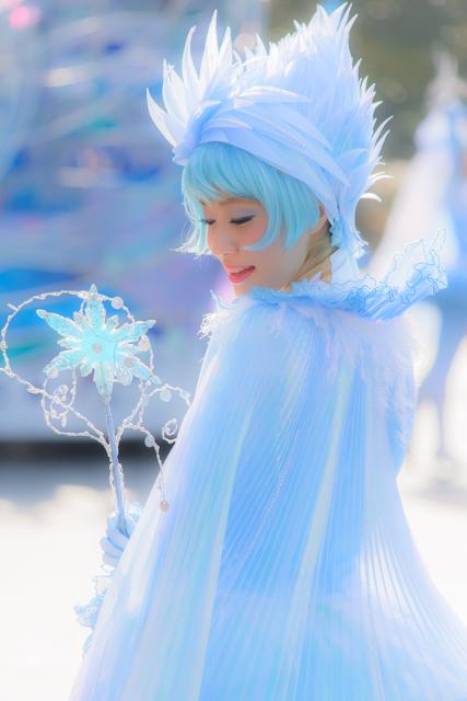 Frozen Fantasy Greeting at Tokyo Disneyland