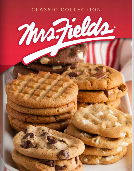 Chocolate Chip Cookie Mrs Fields Nutrition