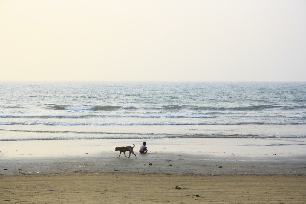 Digha Sea Beach - West Bengal, India