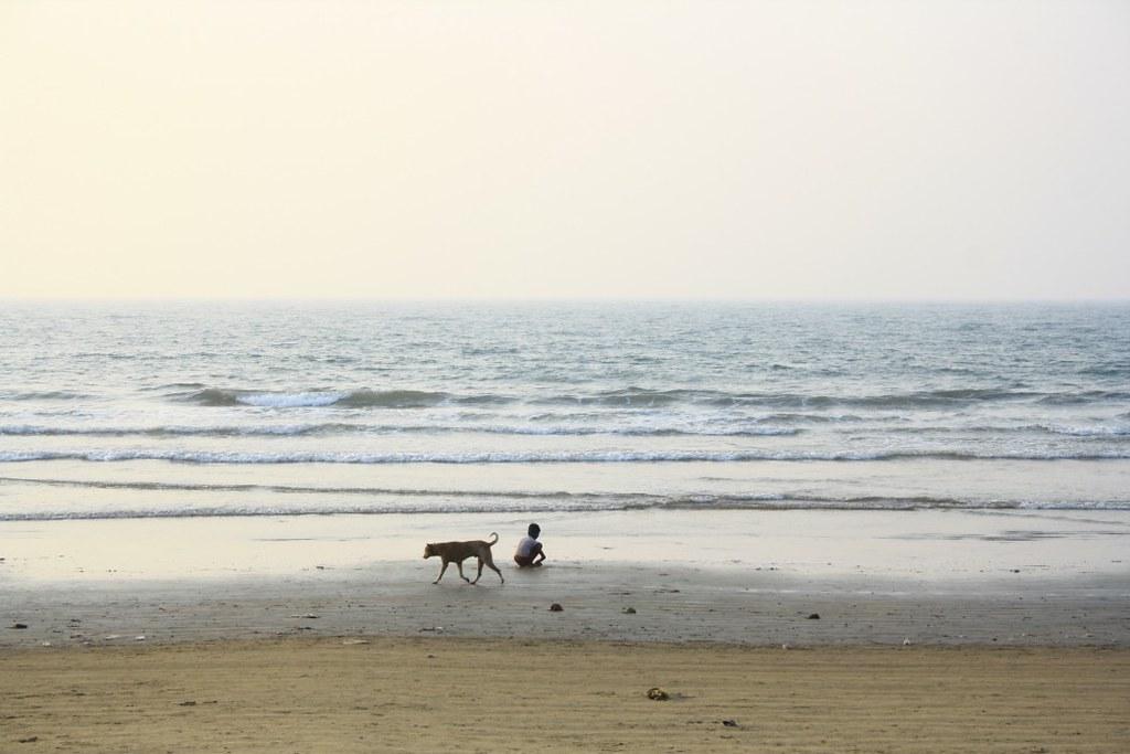 Digha Sea Beach - West Bengal, India