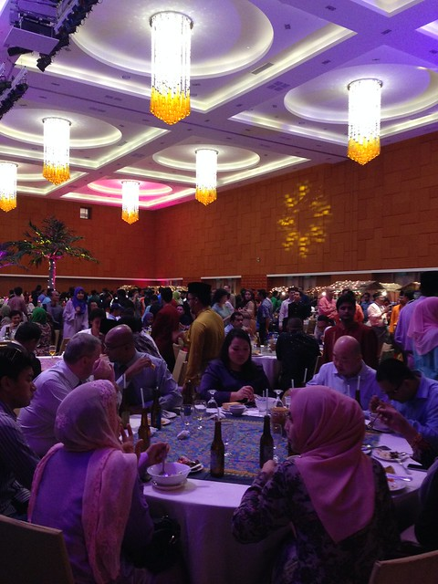BKRM Raya Open House