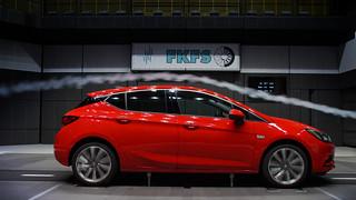 Neuer Opel Astra: Aerodynamik-Champion