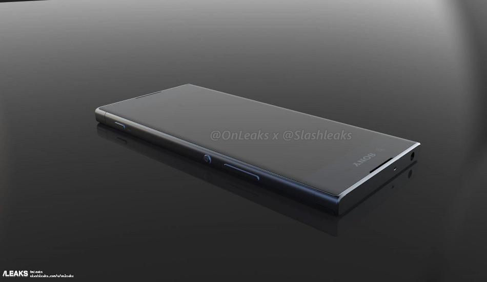 Siêu lòng với thiết kế mới của Sony Xperia XA