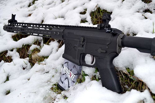 Noveske in the Snow