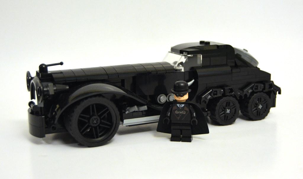 1930s Batman