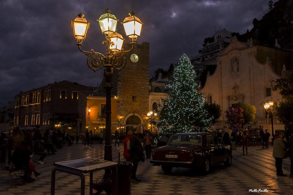 Natale a Taormina