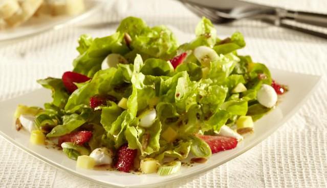 Platz 6: Salat