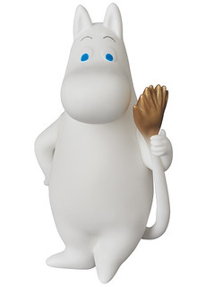 UDF 《嚕嚕米》童話角色人物「第二彈」好評續推! MOOMIN