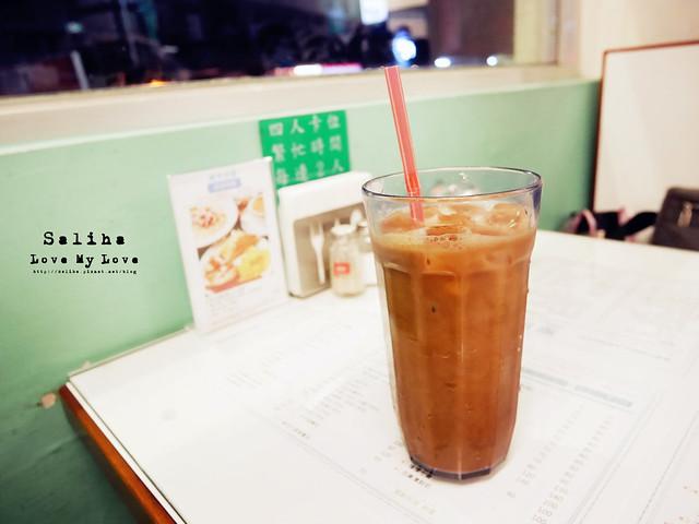 台北香港茶餐廳推薦萬芳冰室 (12)