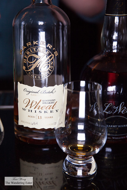 Parker's Heritage Wheat Whiskey 13-Year