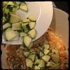 #zucchini #risotto #homemade #CucinaDelloZio - add chopped zucchini