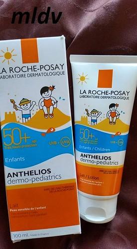 ANTHELIOS DERMO PEDIATRICS DE LA ROCHE POSAY