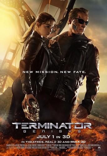 Terminator Génesis: volvió