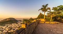 Tropical atmosphere | @Mirante Dona Marta, #Riodejaneiro | #Brazil