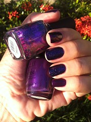 OPI – I Carol About You + Dare To Wear – Ready For My Close-up